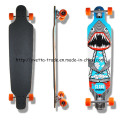 41 Zoll Custom Longboard mit 9 Layer North East Maple (YV-4195)
