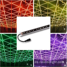 Top club nocturno DMX 3D LED tubo gráfico
