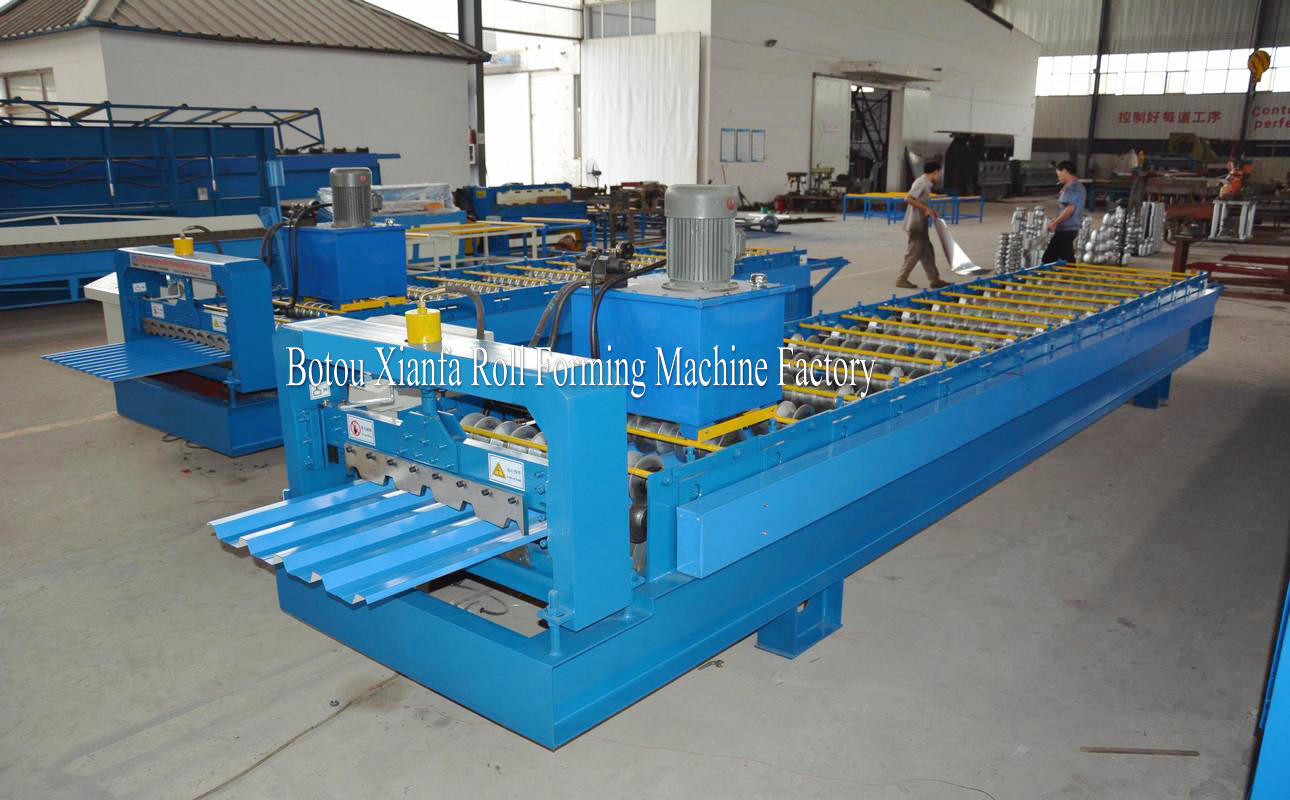 Africa roll forming machine