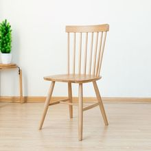 Wooden Furniture High Quality Dining Chair with Soft Seat