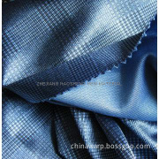 100% polyester dazzle Fabric with BV certificate
