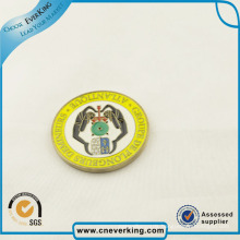 Professional Promotional 3D Design Metal Badge Pin