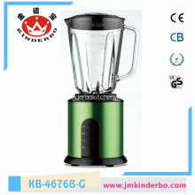 Glass Jar 2 Speeds Stainless Steel Blender