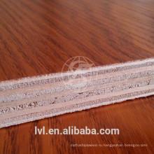 Меламиновая фанера для мебельного материала