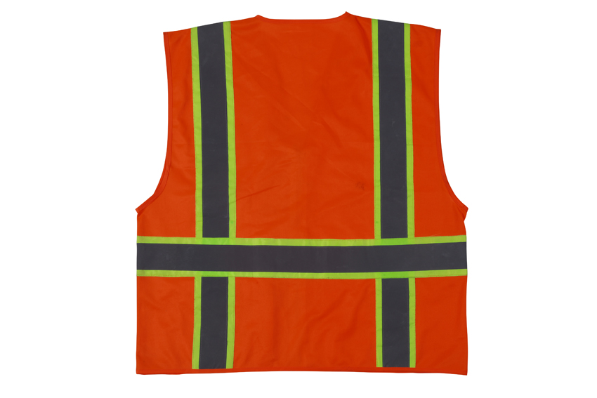 Special design high light vest with pockets