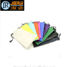 Neue Produkt-fördernde Großhandelsgewohnheit Microfiber Sunglass Drawstring-Beutel-Beutel
