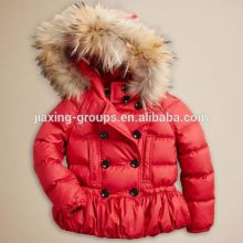New design coral fleece baby down jacket winter.OEM orders are welcome.