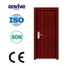 Feita em porta de china zhejiang fornecedor interior do mdf do pvc