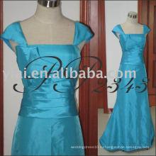 2011 Оптовая Бесплатная доставка высокое качество великолепная короткие шифон вечернее платье PP2343