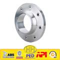 EN 1092-1 1.4306/1.4307/304L stainless steel WN flange