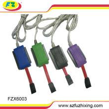 R-Treiber 3 usb 2.0 sata / ide Kabel zu 2,5 / 3,5 sata + ide hdd Festplatte hdd