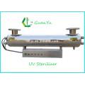 Produtos de água Househould aço inoxidável esterilizador UV filtro de água antibacteriana