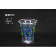 Gedruckte Plastikbecher für kaltes Getränk