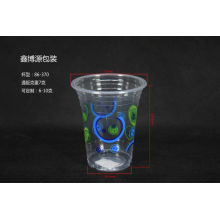 Copos de plástico impressos para bebidas frias
