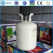 Cylindre jetable portatif de gaz d'hélium de 13.4L (GFP-13)