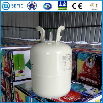 13.4L Portable Disposable Helium Gas Cylinder (GFP-13)