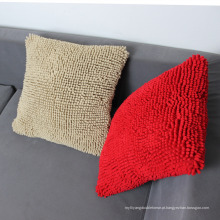 Capa de Almofada Decorativa Super Soft Plush Throw Pillow Cover