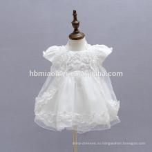 Девочки партия носить платье на день рождения ребенка 1 летний платье партии детской принцесс