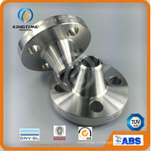 Дуплекс нержавеющая сталь Wn фланец Rtj F53 кованые фланец ASME B16.5 (KT0099)