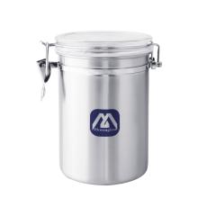 Homagico Airtight Coffee Container & Coffee Storage For Coffee Jar Tea Sugar Flour