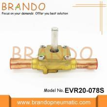 Válvula electromagnética de refrigeración EVR20-078S