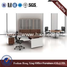 2014 High Gloss Office Furniture Executive Desk (HX-5N272)
