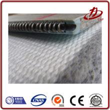 Correia de corrugador tecida contínua da placa de papel ondulado