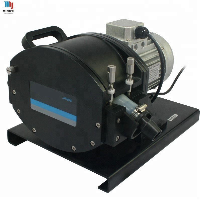 stepper peristaltic pump