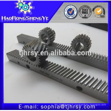 Fabricants professionnels à crémaillère et à pignon électriques hélicoïdaux