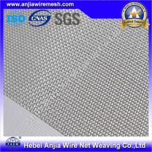 Mesh électro-galvanisé en maille carrée en utilisant l'écran de fenêtre