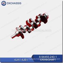 Genuine High Quality 4jb1 Crankshaft 8-94455-240-1