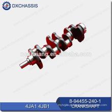 Virabrequim 4jb1 genuíno de alta qualidade 8-94455-240-1