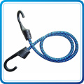 Custom High Quality Elastic Bungee Cord with Plastic Hook for Gift