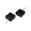 FBCB1154 battery holder for 4  Batteries