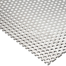 Electro Galvanized Perforated Metal Mesh