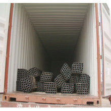 Q345 Geschweißtes quadratisches Stahlrohr