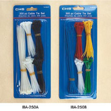 Iba Series (single blister) Cable Ties
