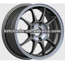 black beautiful amg car wheel for honda