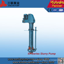 Sp-Type DC Driving Vertical Mineral Processing Slurry Pump