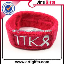 Hot selling fashion sports headbands sweatbands