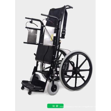 Topmedi Rehabilitation Therapy suministra sillas de ruedas de pie manuales para paraplejia