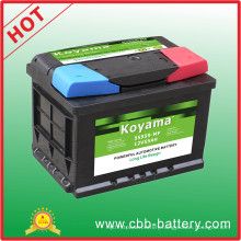 Vehicle Battery 55559 Acid Maintenance Free Vehicle Battery 12V55ah