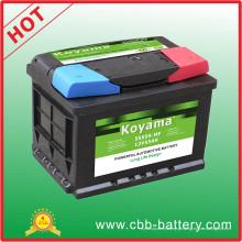 Bateria livre 12V55ah do veículo da manutenção ácida da bateria 55559 do veículo