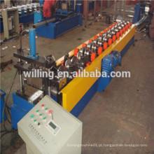 Boa linha de produção Purlin produzida na China