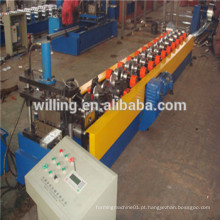 C / z China purlin formando máquina de tipo fifferent
