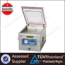 Máquina de empacotamento de vácuo de uso doméstico comercial de aço inoxidável