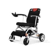 Faltbarer elektrischer vollautomatischer Rollstuhl