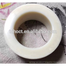 Anilhas cerâmicas de zircônia