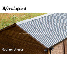 Structure Panel MgO Corrugated Sheet