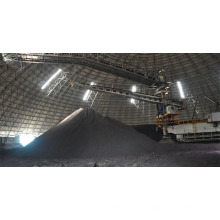 Leichter Bogen-Stahlgebäude-trockene Kohlen-Speicher-Halle